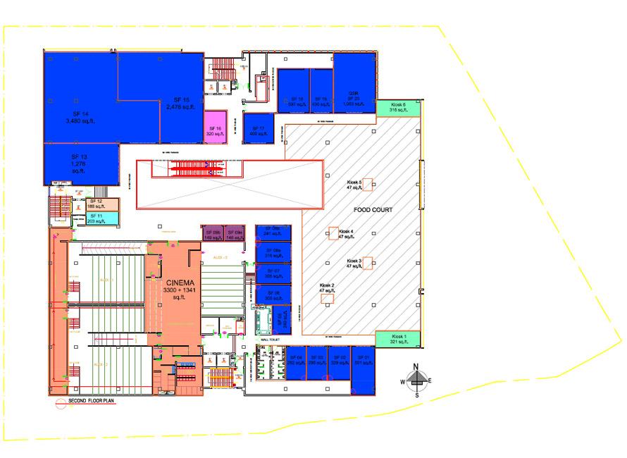 shopping complex plan www imgarcade com online image